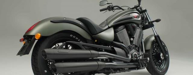 Alla cruisers från Victory Motorcycles kan nu förses med prestandahöjande avgassystem från Akrapovic. Ägare av modellerna Gunner, Judge, Hammer S, Hammer 8-Ball, Vegas 8-Ball High-Ball kan enkelt byta ut sitt […]