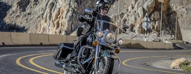 Nummer tre av MC-Folket är nu ute hos SMC:s medlemmar. Vi har bland annat testat nya Harley-Davidson Road King på vägarna i Dubai. En riktig klassiker som bland annat har […]