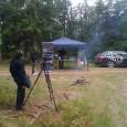 Idag är det tv-inspelning vid MC-Folkets våffeltält. TV-4 sport ska sända 10 halvtimmeslånga reportage om motorcyklismen våren 2012. Vi får väl se om vi kommer med.
