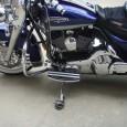 KickShoeTM Underlag till stödet som stabiliserar din Harley Davidson på mjukt och ojämt underlag. Mount Pleasant, SC — Brukus® Motorcycle Parts, LLC har nu släppt sin 7:e nya Custom produkt […]