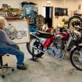 Tvåfaldige världsmästare i motocross, 1957 och 1960, Bill Nilsson vilar inte på lagrarna. Han har nyligen restaurerat en Husqvarna 500, en maskin byggd av Nils Hedlund i början av 1960-talet. […]