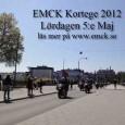 """Lördagen den 5:e maj kör Eskilstuna Motorcykelklubb sin årliga kortege. I år får kortegen en ny sträckning med slutmålet inne i centrum, utmed Eskilstunaån. Startplatsen är som vanligt gamla """"AMU-parkeringen"""" […]"""