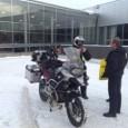 Hur tar man sig bäst till MC-mässan? Harri Hjulgren från Åbo i Finland har svaret. På motorcykel så klart! I ett strålande och kallt väder anlände han till Älvsjömässan på […]