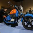 """På teknikmässan """"Rapid 2015 3D printing fair"""" i Kalifornien i USA har en fullstor motorcykel skrivits ut med hjälp av en 3D-skrivare. Modellen baseras på en Harley-Davidson Softail och väger […]"""