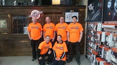Harley-Davidson Järvsö vinner det prestigefulla priset Bar & Shield Award, vilket betyder att återförsäljaren i Järvsö är bäst i Sverige, och i den här världen är det lika stort som […]
