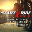 Moped- och Mc-branschen arrangerar i år två Start2Ride, 8–9 juni på Gillingebanan i Stockholm och 15–16 juni på Stora Holm i Göteborg. Start2Ride har år för år vuxit till att […]