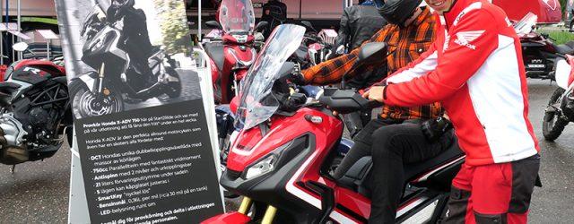 Under Start 2 Ride på Stora Holm fick de som provkörde en Honda X-ADV möjlighet att vinna en veckas fritt lån av just den motorcykeln.-X-ADV'n är ju en motorcykel med […]