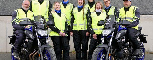 Sex nybakade körtkortsinnehavareFör åttonde gången harSvedea och BA Trafikskola anordnaten kostnadsfri intensivutbildning för MC-körkort.Utbildningen genomfördes vid två tillfällen i Jönköping, 18-19 maj och 6-10 juni 2019. Uppkörning skedde sista dagen […]