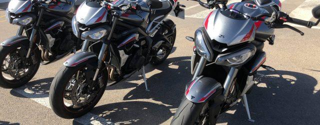 Full fart i Spanien när MC-Folkets Weronica Ljungström testar nya Triumph Street Triple RS. På morgonen fick den visa hur smidig och fin den var i trafik. På eftermiddagen fick […]
