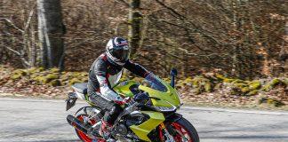 Bild på Aprilia RS 660