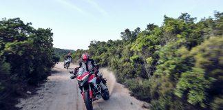 Ducati Multistrada V4. Pressbild från Ducati.