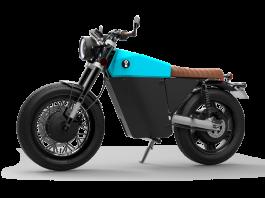 OX One. Pressbild OX Motorcycles.
