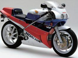 Hondas storsäljare RC30.
