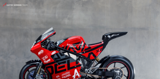 Delta-XE elektrisk superbike