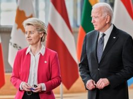 EU mötet Bryssel