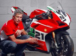 Ducati Panigale V2 Bayliss 1st Championship